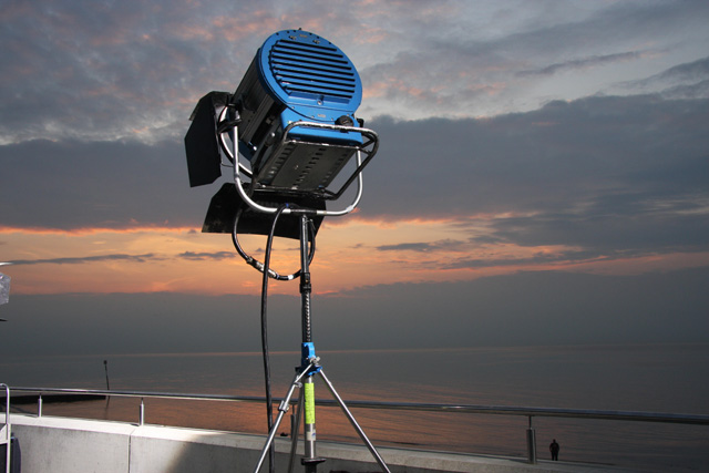 Illumination Rig - Margate, 2002