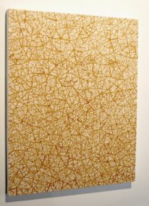 Hashish on Linen 2009